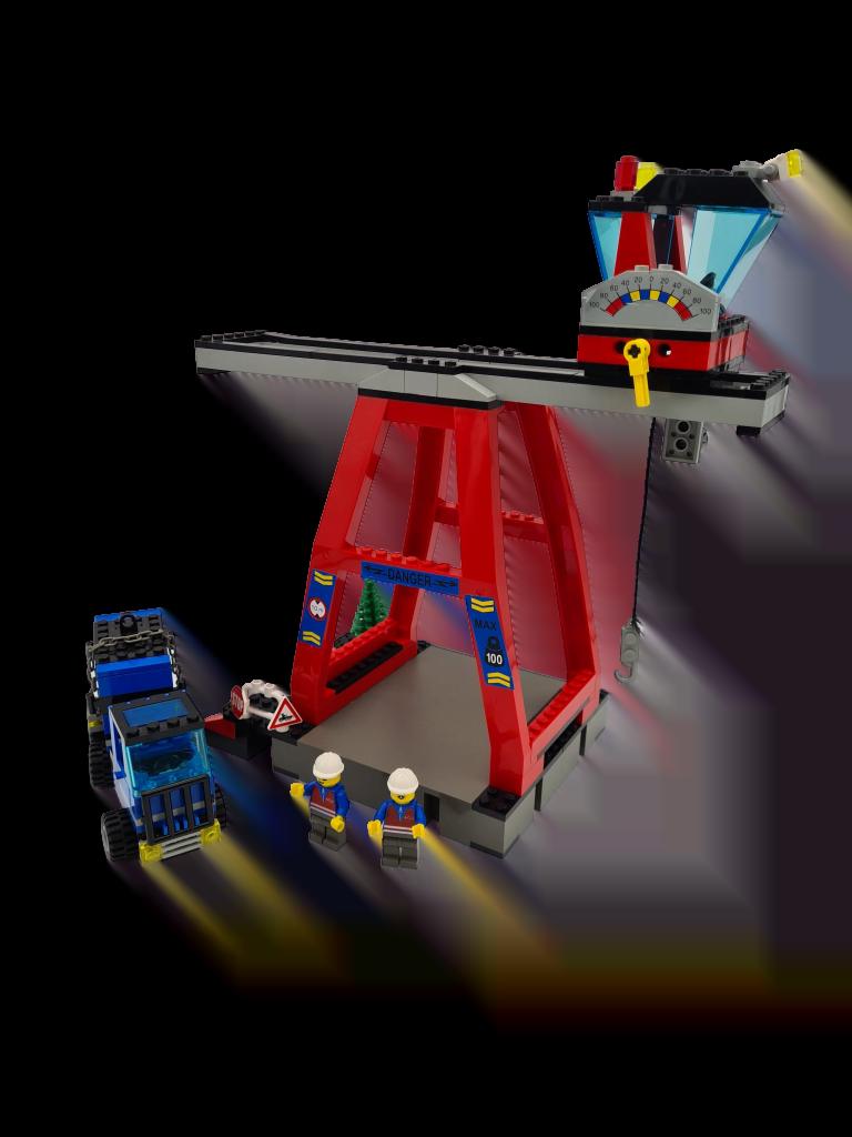 Grúa Lego Technic