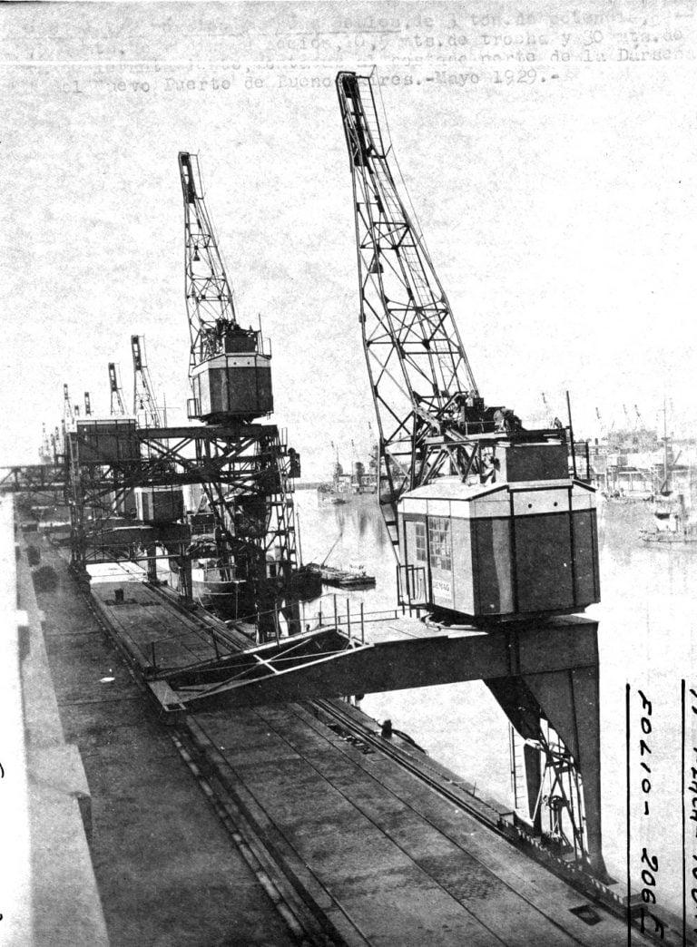 Grúa Marítima